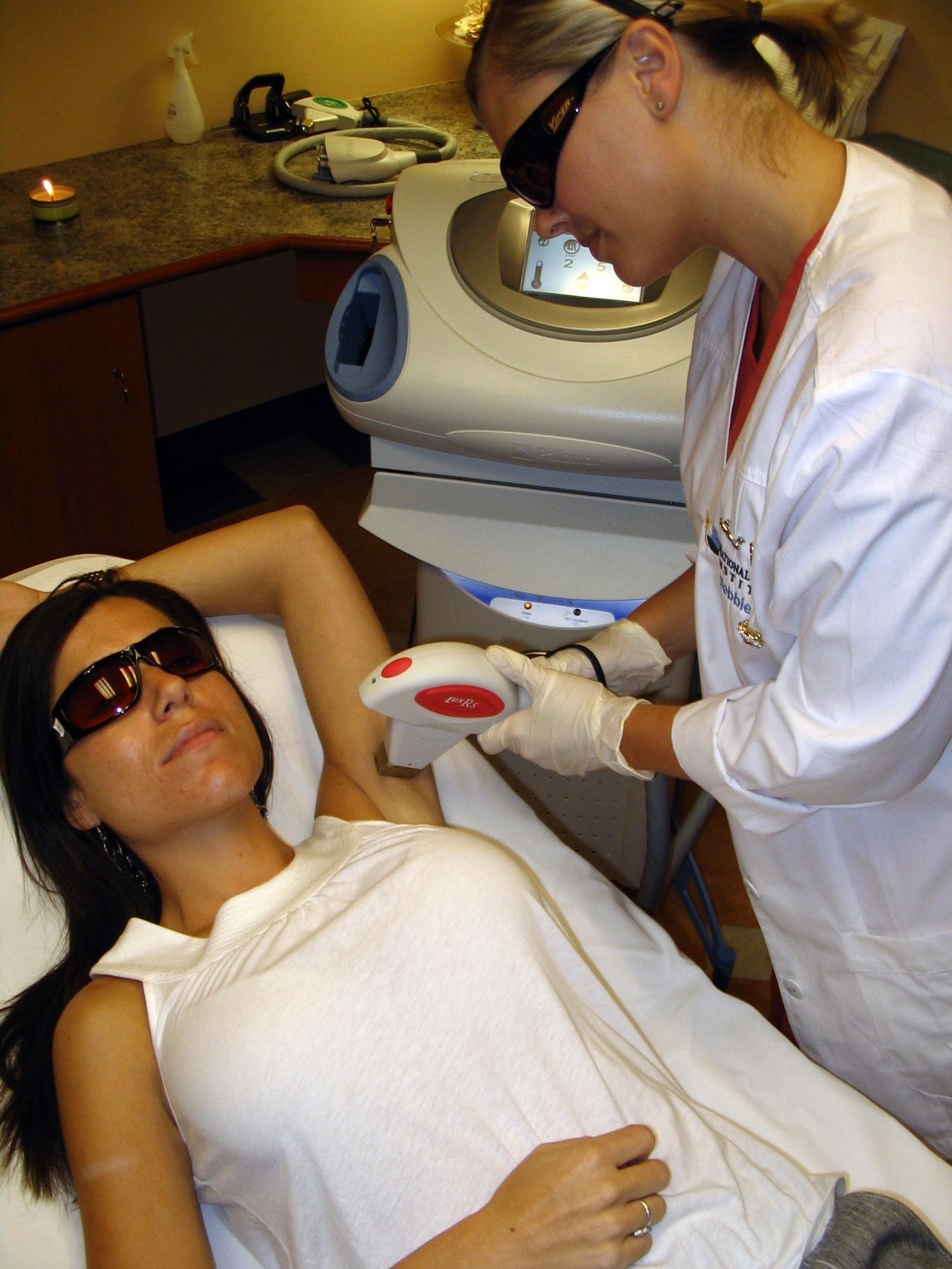 Laser and Electrology Class Open Enrollment Plus Online Classes